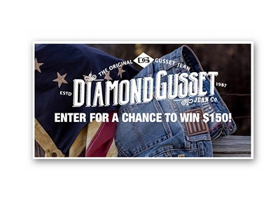 Win a Diamond Gusset Jane Co Gift Card