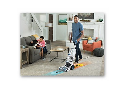 Win a Hoover Smartwash Automatic Carpet Cleaner