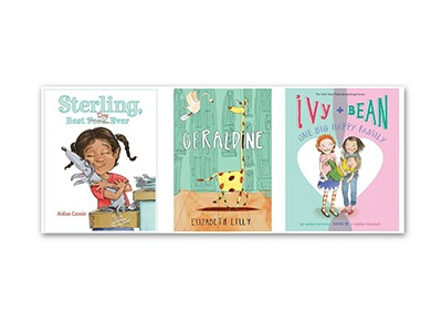 Storybooks With Loveable Characters Giveaway