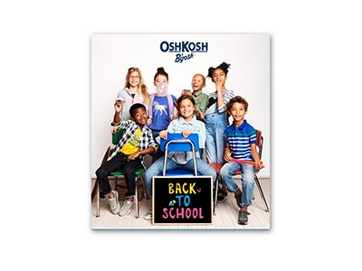 Win a $50 Oshkosh B'gosh Gift Card
