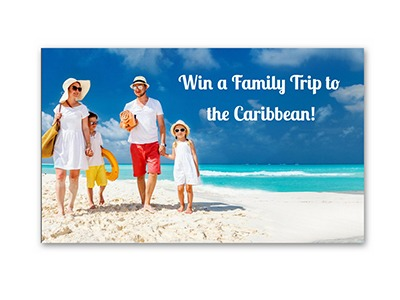 Win a Family Vacation to the Caribbean