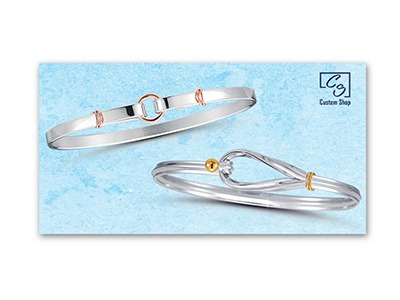 Win Two Handmade Silver Bracelets
