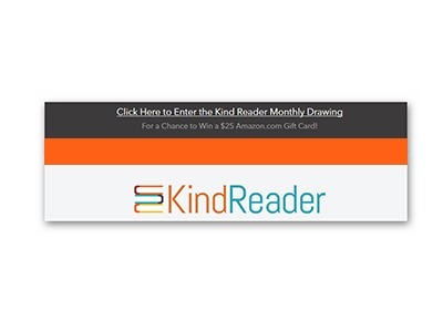 Kind Reader Monthly Drawing