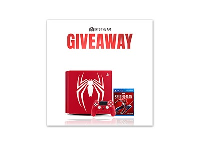 Win a PS4 Pro Spider-Man Bundle