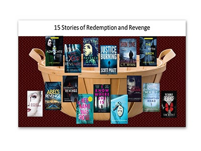 Win 15 Stories of Redemption and Revenge