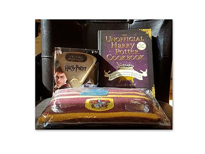 Win an Accio Harry Potter Bundle