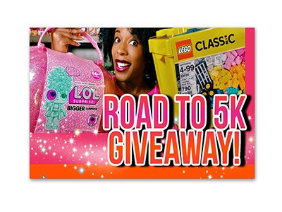 2018 Instant Ry Play Road to 5k Subscriber Giveway