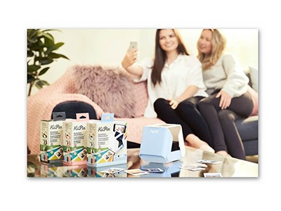 Win a TOMY KiiPix Smartphone Printer