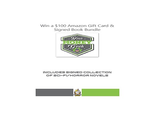 Win a $100 Amazon Gift Card & Book Bundle