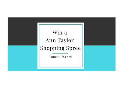 Ann Taylor Sweepstakes