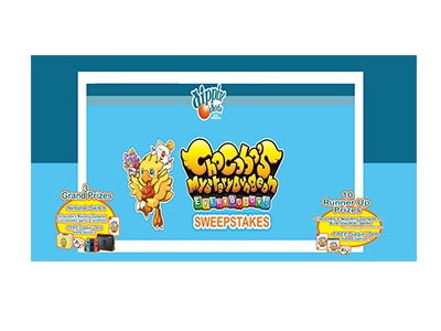 Dippin Dots Nintendo Switch Sweepstakes