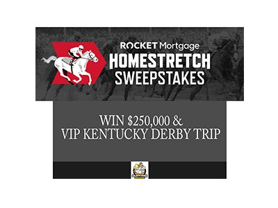 Rocket Mortgage Home Stretch Sweepstakes