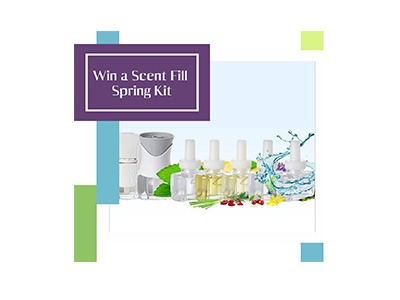 Scent Fill Spring Cleaning Kit Giveaway
