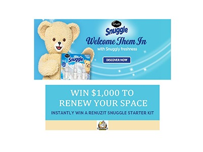 Transform Your Space Sweepstakes
