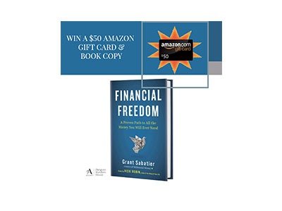Financial Freedom Gift Card Giveaway