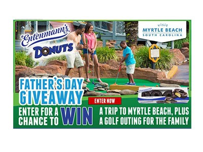 Entenmann's Father's Day Giveaway