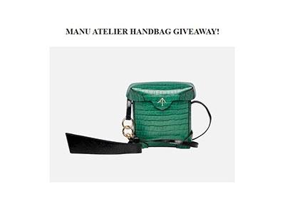 Win a $400 Handbag