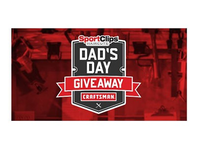 Sports Clips Dads Day Giveaway