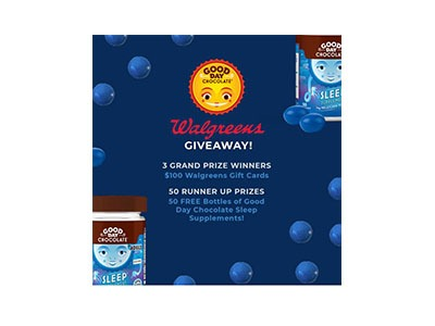 Walgreens Gift Card Sweepstakes