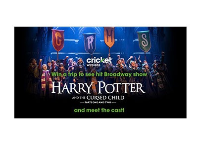 Win a Trip to See Harry Potter on Broadway