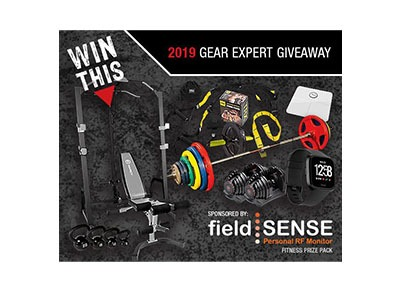 GME 2019 Gear Expert Giveaways