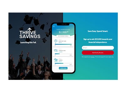 Thrive America's Luckiest Student Sweepstakes