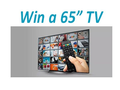 CNET Big TV Sweepstakes