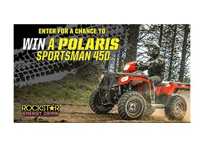 Rockstar MCX Polaris Sweepstakes