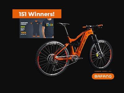 Win an Electric Mountain Bike and Trip to the Czech Republic