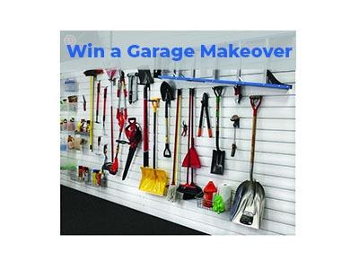 Bob Vila Garage Makeover Sweepstakes