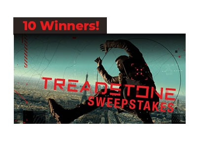 Treadstone Gift Card Sweepstakes