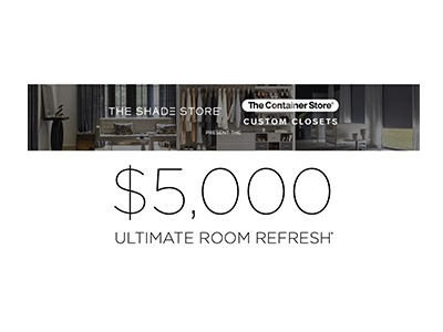 Ultimate Room Refresh Sweepstakes