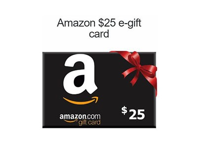 Garwor Amazon Gift Card Giveaway