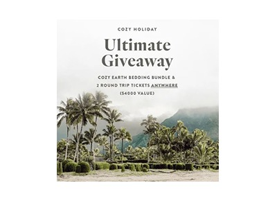 Cozy Holiday Ultimate Giveaway