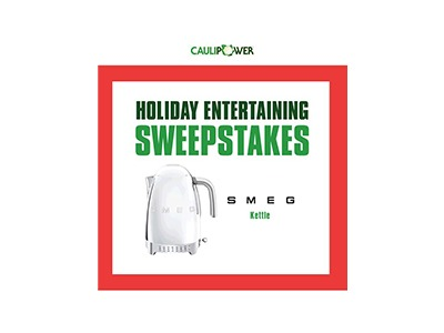 Caulipower Holiday Entertaining Sweepstakes