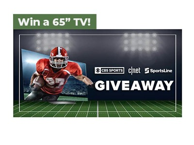 CNET LG C9 TV Giveaway