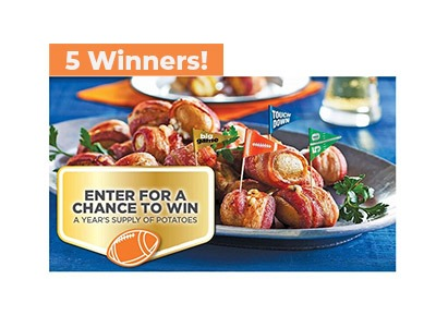 Little Potato Company Game Day Sweepstakes