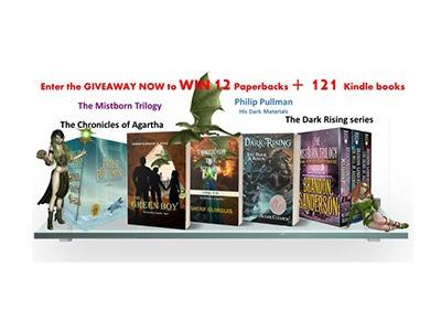 Mega Fantasy Book Giveaway
