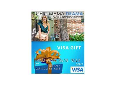 Chic Mama Visa Gift Card Giveaway