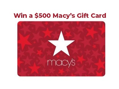 The Beat Macy's Gift Card Giveaway