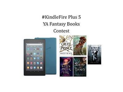 Kindle Fire Fantasy Book Giveaway