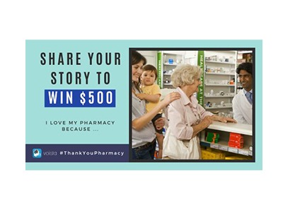 Share Your Story Sweepstakes