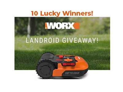 WORX Landroid Giveaway
