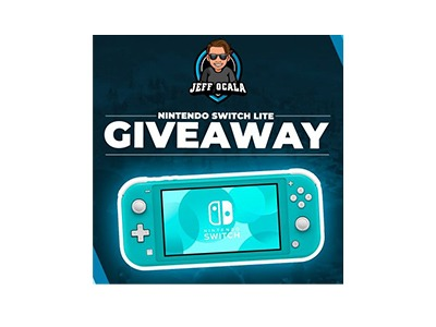 Animal Crossing Nintendo Switch Lite Giveaway