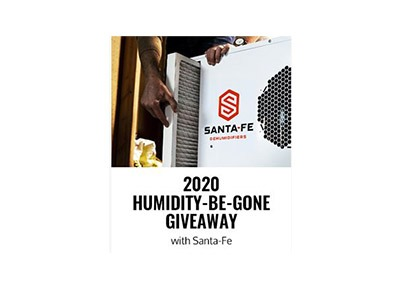 Bob Vila's 2020 Humidity-Be-Gone Giveaway