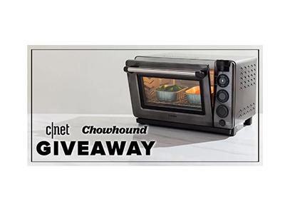 CNET Tovala Smart Oven Giveaway