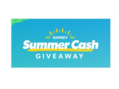 Dave Ramsey Summer Cash Giveaway