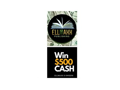 Ellmaxx Publishing $500 Cash Giveaway