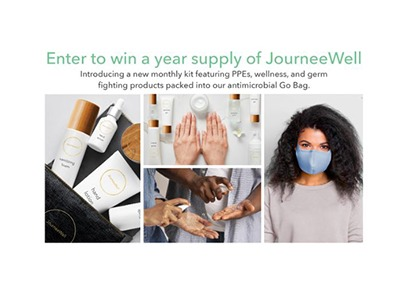 JourneeWell PPE Kit Giveaway