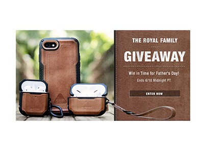 The Royal Family Father's Day Giveaway